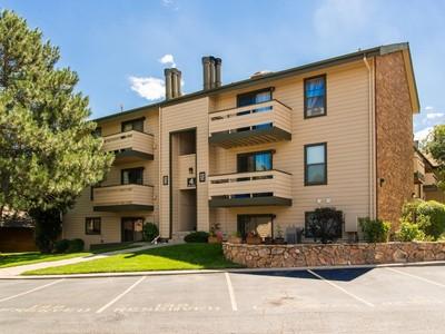 Condominium for sales at 430 Zang Street #4-207  Lakewood, Colorado 80228 United States