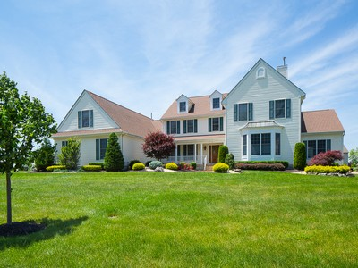 Single Family Home for sales at St. Andrews Model in The Crossings 10 Whitson Lane Monroe, New Jersey 08831 United States