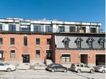 Appartement en copropriété for sales at Montréal 2037 Rue Clark, apt. PH1   Montreal, Québec H2X2R7 Canada