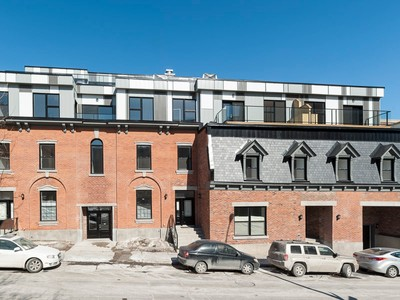 共管物業 for sales at Montréal 2037 Rue Clark, apt. PH1  Montreal, 魁北克省 H2X2R7 加拿大