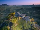Single Family Home for  sales at Stunning Hilltop Southwestern Contemporary Home 44019 N COTTONWOOD CANYON RD Cave Creek, Arizona 85331 United States