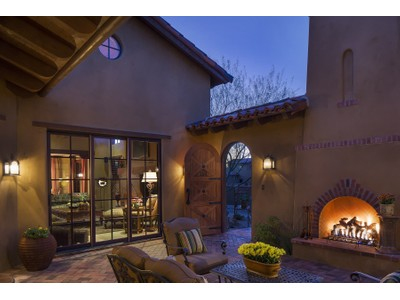 Townhouse for sales at Beautiful End Unit Townhome in Fabulous Community of The Haciendas @ Desert Mtn 10443 E Rising Sun Drive Scottsdale, Arizona 85262 United States