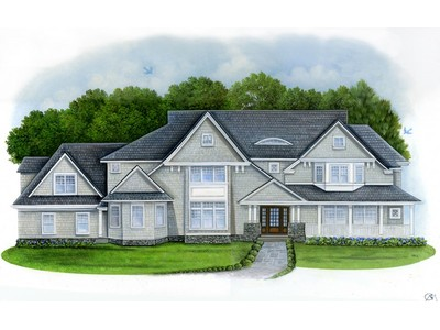 Single Family Home for sales at Rumson New Construction 8 Heathcliff Rd Rumson, New Jersey 07760 United States