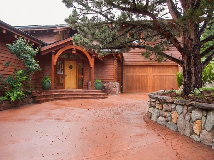 Casa Unifamiliar for sales at 531 County Road 126S    Nederland, Colorado 80466 Estados Unidos