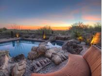 단독 가정 주택 for sales at Fully Furnished Pueblo Style Home Offers Optimal Outdoor Arizona Living 10389 E Scopa Trail   Scottsdale, 아리조나 85262 미국