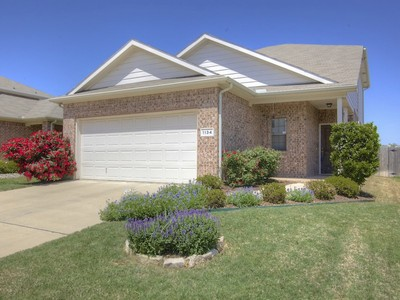 Single Family Home for sales at 1134 Kielder Circle  Fort Worth, Texas 76134 United States