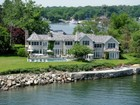 Maison unifamiliale for  sales at Breathtaking Waterfront Estate 4 North Island Drive   Rye, New York 10580 États-Unis