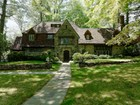 Single Family Home for sales at Magnificent Stone & Brick English Tudor 22 Butler Road Scarsdale, New York 10583 United States