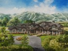 Maison unifamiliale for  sales at Modern Mountain Home in Two Creeks 4709 N Two Creeks Ln   Park City, Utah 84098 États-Unis
