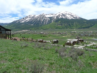 Land for sales at 825 Skyland Drive  Crested Butte, Colorado 81224 United States