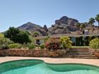 Casa para uma família for sales at Magnificent Camelback Mountain Views on One Acre Homesite 5028 E Rovey Ave  Paradise Valley, Arizona 85253 Estados Unidos