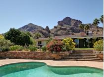 獨棟家庭住宅 for sales at Magnificent Camelback Mountain Views on One Acre Homesite 5028 E Rovey Ave   Paradise Valley, 亞利桑那州 85253 美國