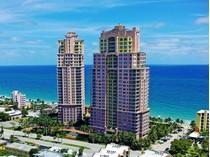 Condomínio for sales at The Palms Tower 2110 N. Ocean Bl. Unit 26A   Fort Lauderdale, Florida 33305 Estados Unidos