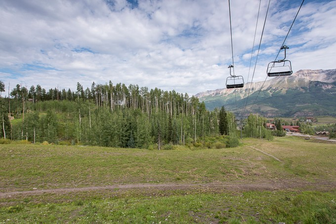 Terrain for sales at Lot 240 --- Hang Glider Drive Mountain Village  Mountain Village, Telluride, Colorado 81435 États-Unis