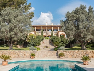 Multi-Family Home for sales at Elegance and character in peaceful Esporlas  Esporles, Mallorca 07190 Spain