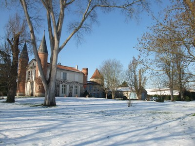 Single Family Home for sales at Elegant and charming castle of 6.64ha Bordeaux Bordeaux, Aquitaine 33000 France