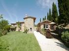 Maison unifamiliale for  sales at Charming farmhouse in umbrian countryside Città della Pieve   Perugia, Perugia 06062 Italie