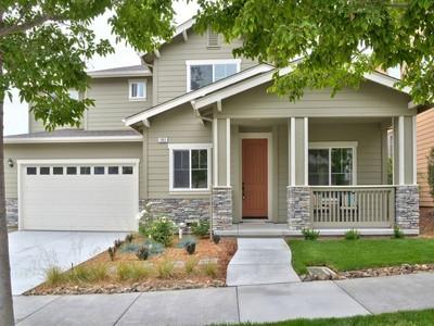 独户住宅 for sales at New Construction 1963 Cooper Drive Santa Rosa, 加利福尼亚州 95404 美国