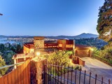 Single Family Home for sales at Amazing Country Estate 315 Margarita Drive San Rafael, California 94901 United States
