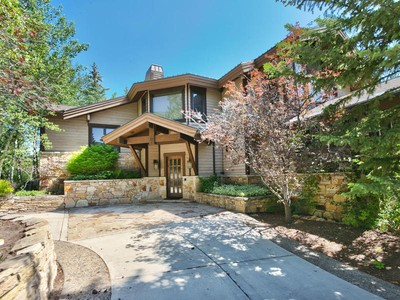 Single Family Home for sales at Perfect Combination of Outstanding Materials and Craftsmanship 2418 Iron Mountain Dr Park City, Utah 84060 United States