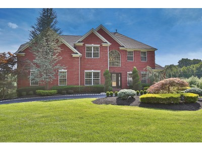 Maison unifamiliale for sales at 4 Malvern Road  Holmdel, New Jersey 07733 États-Unis