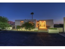 獨棟家庭住宅 for sales at Classic Mid-Century Modern Architecture In A Fantastic Paradise Valley Location 4237 E Highland Drive   Paradise Valley, 亞利桑那州 85253 美國