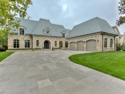 Частный односемейный дом for sales at The Bridle Path  Toronto, Онтарио M2L1C9 Канада