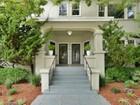 Частный односемейный дом for  sales at Old World Charm in Chic Gourmet Ghetto Condo 1326 Shattuck Avenue #1 Berkeley, Калифорния 94709 Соединенные Штаты