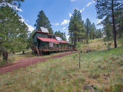 Single Family Home for sales at Sustainable Living at its Best 1772 Homestead Flagstaff, Arizona 86005 United States
