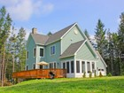Maison unifamiliale for  rentals at Custom Andover Contemporary 1295 Middletown Road  Andover, Vermont 05143 États-Unis