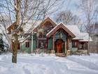 独户住宅 for  sales at Mont-Tremblant 138 Ch. du Belvédère   Mont-Tremblant, 魁北克省 J8E1T7 加拿大