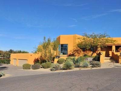 Maison unifamiliale for sales at Enjoy Country Living & City Convience 3814 E Mountain View RD Phoenix, Arizona 85028 États-Unis