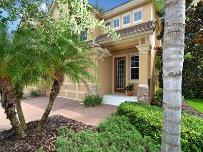 Stadthaus for sales at SONOMA 5419  Napa Dr Sarasota, Florida 34243 Vereinigte Staaten