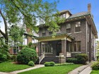 Nhà ở một gia đình for sales at Fabulous twelve-room house located on a premier Hyde Park block 5740 S Kimbark Ave Chicago, Illinois 60637 Hoa Kỳ
