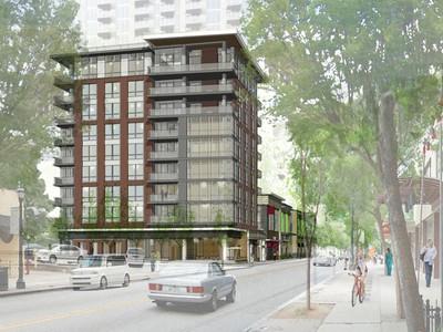 Einfamilienhaus for sales at Seventh Midtown 867 Peachtree Street #502  Midtown, Atlanta, Georgia 30308 Vereinigte Staaten