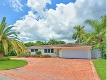 Maison unifamiliale for sales at 2401 NE 22 Terrace    Fort Lauderdale, Florida 33305 États-Unis