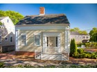 Single Family Home for sales at A Jewel Box in the Heart of Town 14 Darling Street Nantucket, Massachusetts 02554 United States