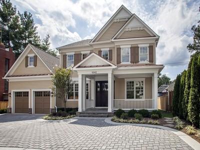 一戸建て for sales at 5042 Sherier Place Nw, Washington  Washington, コロンビア特別区 20016 アメリカ合衆国
