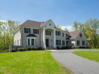 Single Family Home for sales at 10+ Acres In Cranbury! 2 Orchardside Drive Cranbury, New Jersey 08512 United States