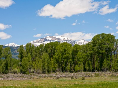Terreno for sales at Teton Views in Indian Springs 855 S Swan Rd Jackson, Wyoming 83001 Estados Unidos