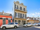 Single Family Home for  sales at 1124 Burgundy Street   French Quarter, New Orleans, Louisiana 70116 United States