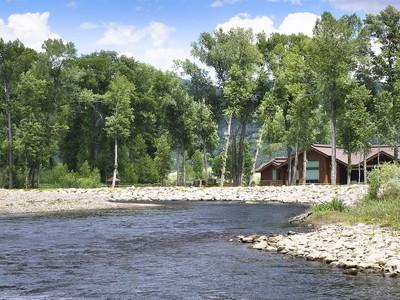 Tek Ailelik Ev for sales at Elk River Ranch 25563 RCR 54  Steamboat Springs, Colorado 80487 Amerika Birleşik Devletleri