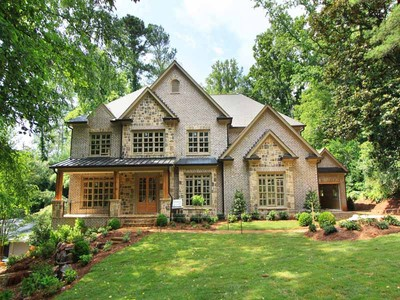 Single Family Home for sales at Coming! New Custom Build in Chastain 4764 Kitty Hawk Drive Atlanta, Georgia 30342 United States