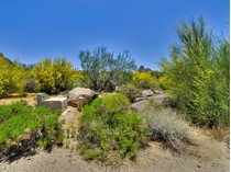 Terrain for sales at One Of A Kind Home Site Located In The Renowned Community Of Estancia 10247 E Running Deer Trail #166   Scottsdale, Arizona 85262 États-Unis