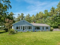 Single Family Home for sales at 57 Sunset Point Road    Yarmouth, Maine 04096 United States