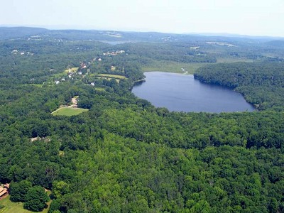 Land for sales at Rare Waterfront Lot on Pristine Pond 46 Town Hill Road Goshen, Connecticut 06756 United States
