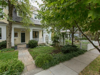 Townhouse for sales at Cleveland Park 3515 Porter Street Nw Washington, District Of Columbia 20016 United States
