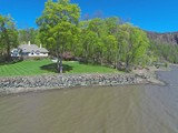 Single Family Home for sales at Extraordinary Hudson Riverfront Home - Sale Pending 637 North Broadway Upper Nyack, New York 10960 United States