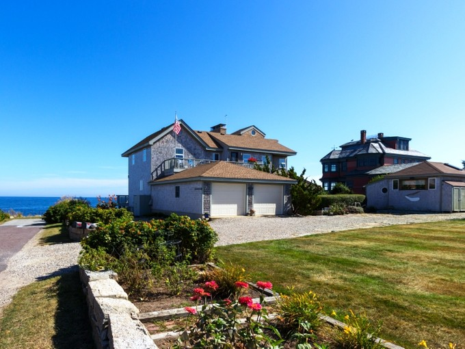 Casa para uma família for sales at Oceanfront on Andrew's Point 2 Long Branch Avenue   Rockport, Massachusetts 01966 Estados Unidos