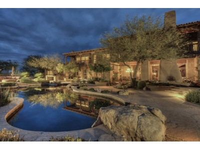 Single Family Home for sales at Spectacular 18.8 Acre Estate in North Scottsdale 8525 E Dixileta Drive Scottsdale, Arizona 85266 United States